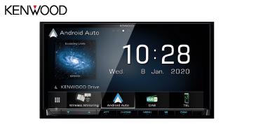 KENWOOD DPX-7200DAB: 2-DIN Autoradio, CD/USB-Receiver
