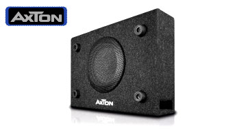 AXTON Bassreflexsubwoofer ATB120