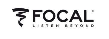 Logo Focal: Marke für Lautsprecher, Basskisten, Endstufen